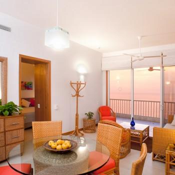 Apartamento Tipo 2B — Hotel Irotama del Sol (Santa Marta, Col