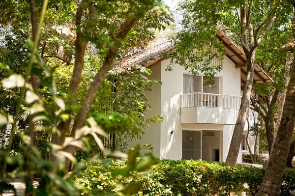 Fachada de Villas — Hotel Irotama Resort (Santa Marta, Colombi