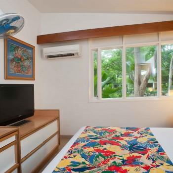 Habitación Bungalow Tipo 1 (Sencillo) — Hotel Irotama Resort, Santa Marta (Colombia) www.irotama.com. Fotógrafo Mario Carvajal (www.mariocarvajal.com) - Astrolabio, fotografía de hoteles (www.astrolabio.com.co)