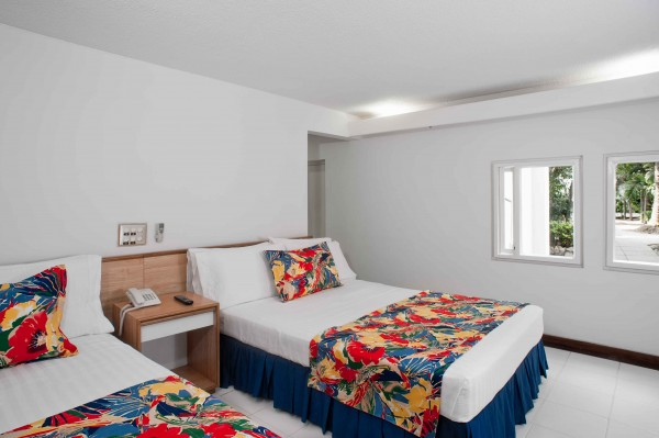 Habitación Twin en Villas — Hotel Irotama Resort, Santa Marta (Colombia) www.irotama.com. Fotógrafo Mario Carvajal (www.mariocarvajal.com) - Astrolabio, fotografía de hoteles (www.astrolabio.com.co)